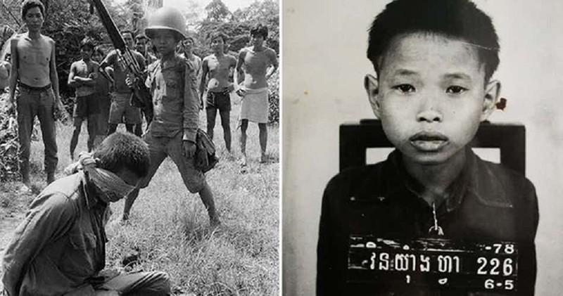 Поля смерти в Камбодже: страшная правда о кровавой диктатуре Пол Пол, история, камбоджа, красные кхмеры, страшно