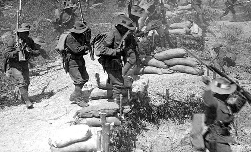 Гуркхи во Франции во время Первой мировой войны