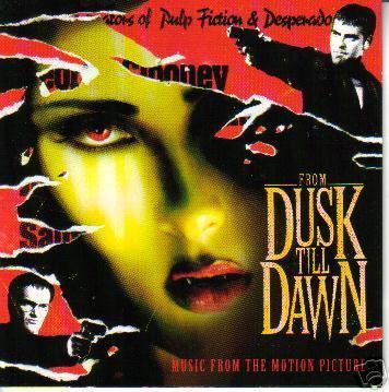 OST От Заката До Рассвета 1996